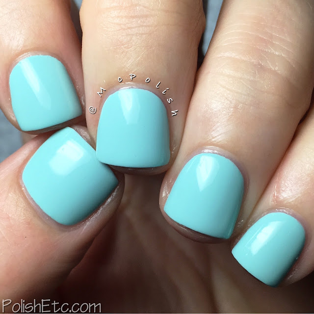 KBShimmer - Summer 2016 Collection - McPolish - Playing With the Buoys