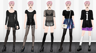 OUTFITS | Pastel Goth