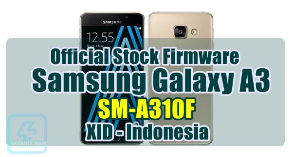 Samsung Galaxy A3 ⑥ SM-A310F