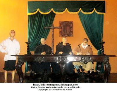 Foto al Tribunal de la Inquisición del Museo del Congreso y de la Inquisición de Jesus Gómez
