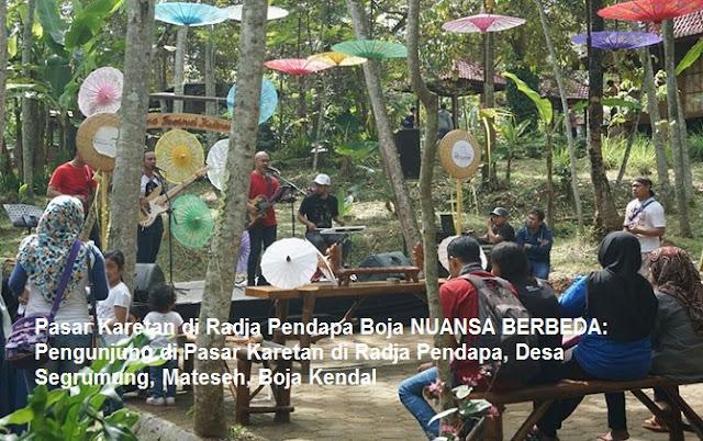 Radja Pendapa Camp Boja