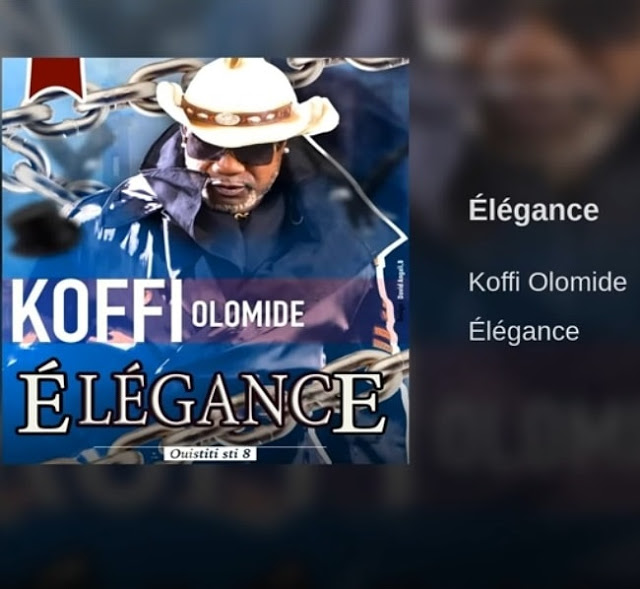 DOWNLOAD MP3_ Koffi Olomide - Élégance