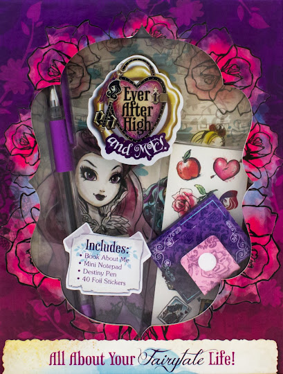 EAH Ever After High and Me! (About Me Boxset) Media