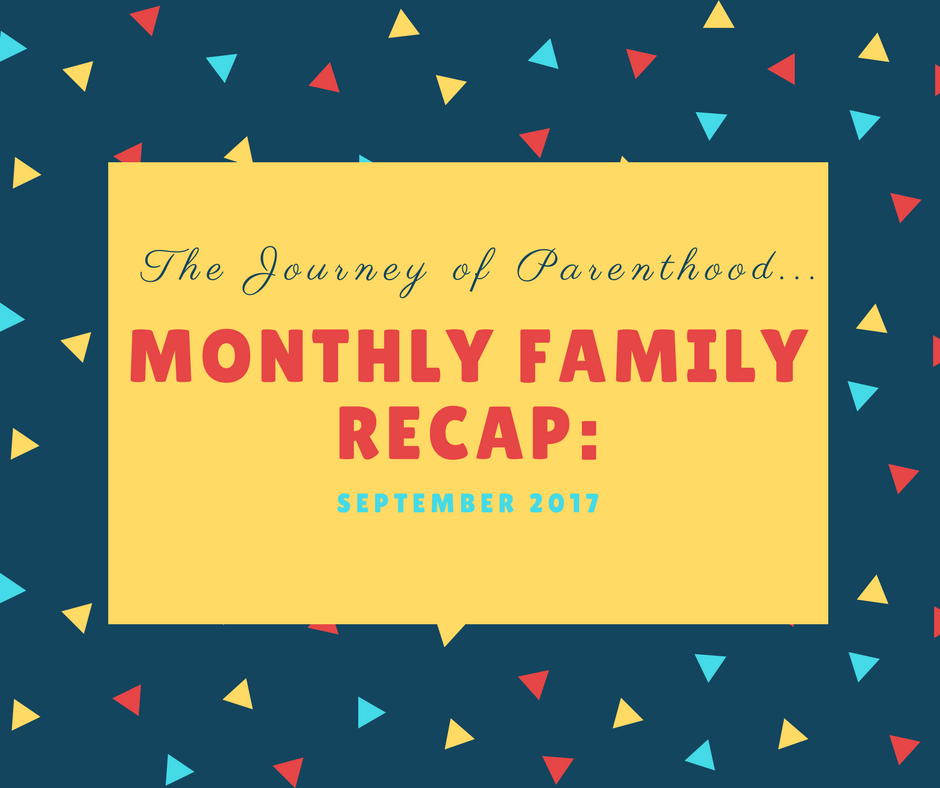 Family Fun: September 2017