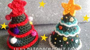 Arbol de Navidad Crochet para Principiantes / Tutorial en Español