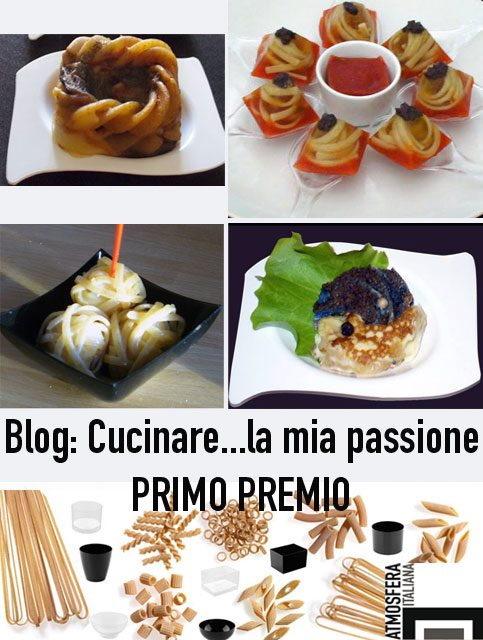cucinare la mia passione premio atmosfera italiana