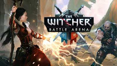 The Witcher Battle Arena Apk Mod