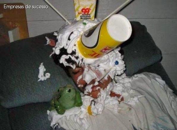 Bêbado vacilão