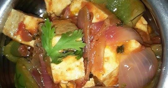 Bread Cake Recipe In Kadai: Kadai Paneer Recipe, How To Make Restaurant Style Kadai