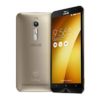 Cara Flashing dan Firmware Asus Zenfone 2  ZE551ML