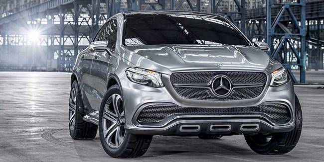 2018 Mercedes MLC-Class Redesign Concept And Changes