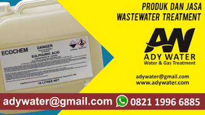 Ady Water Jual Asam Sulfat