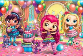 little charmers girls party