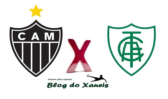 Acompanhe o jogo Atlético x América-MG ao vivo - Campeonato Mineiro