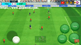Download PES 2019 v2.3.3 Mod by Hassan360 Apk + Obb for Android