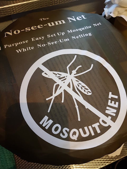 mosquito and noseeum nets The Camellia Thunder Bay
