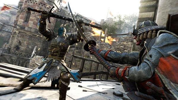 ialah game pertarungan dari sudut pandang orang pertama Info Spesifikasi For Honor (Ubisoft)