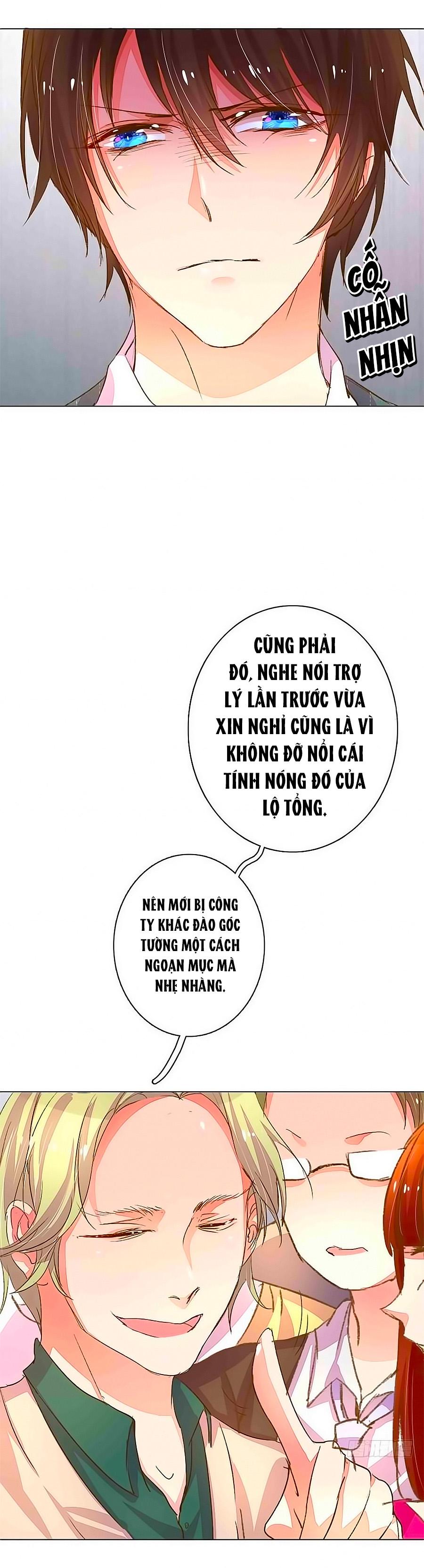 Hào Môn Tiểu Lãn Thê Chap 48 - Trang 9