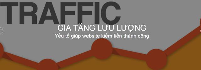 Lưu lượng là yếu tố giúp website kiếm tiền thành công