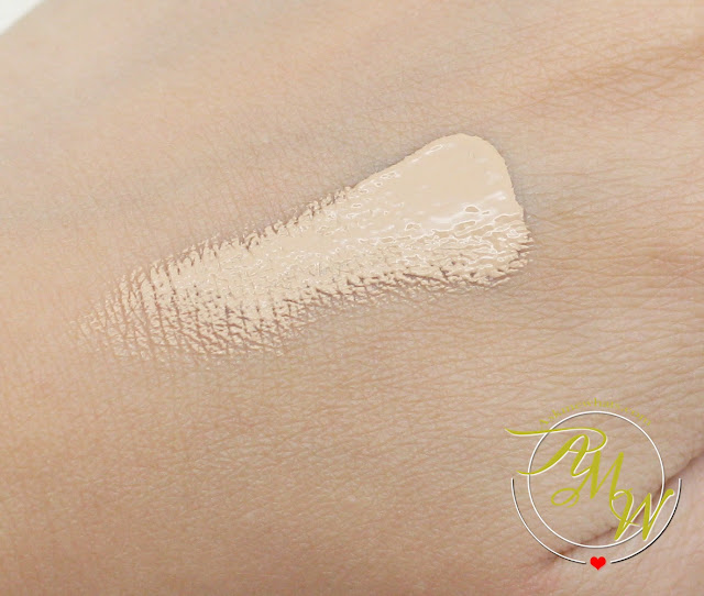 a swatch photo of CLIO Kill Cover Pro Artist Liquid Concealer Review by Nikki Tiu of askmewhats.com