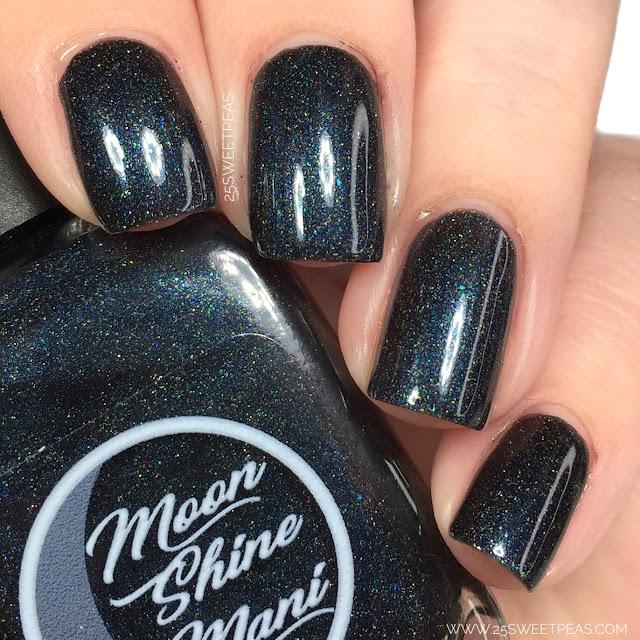 Moon Shine Mani Selene