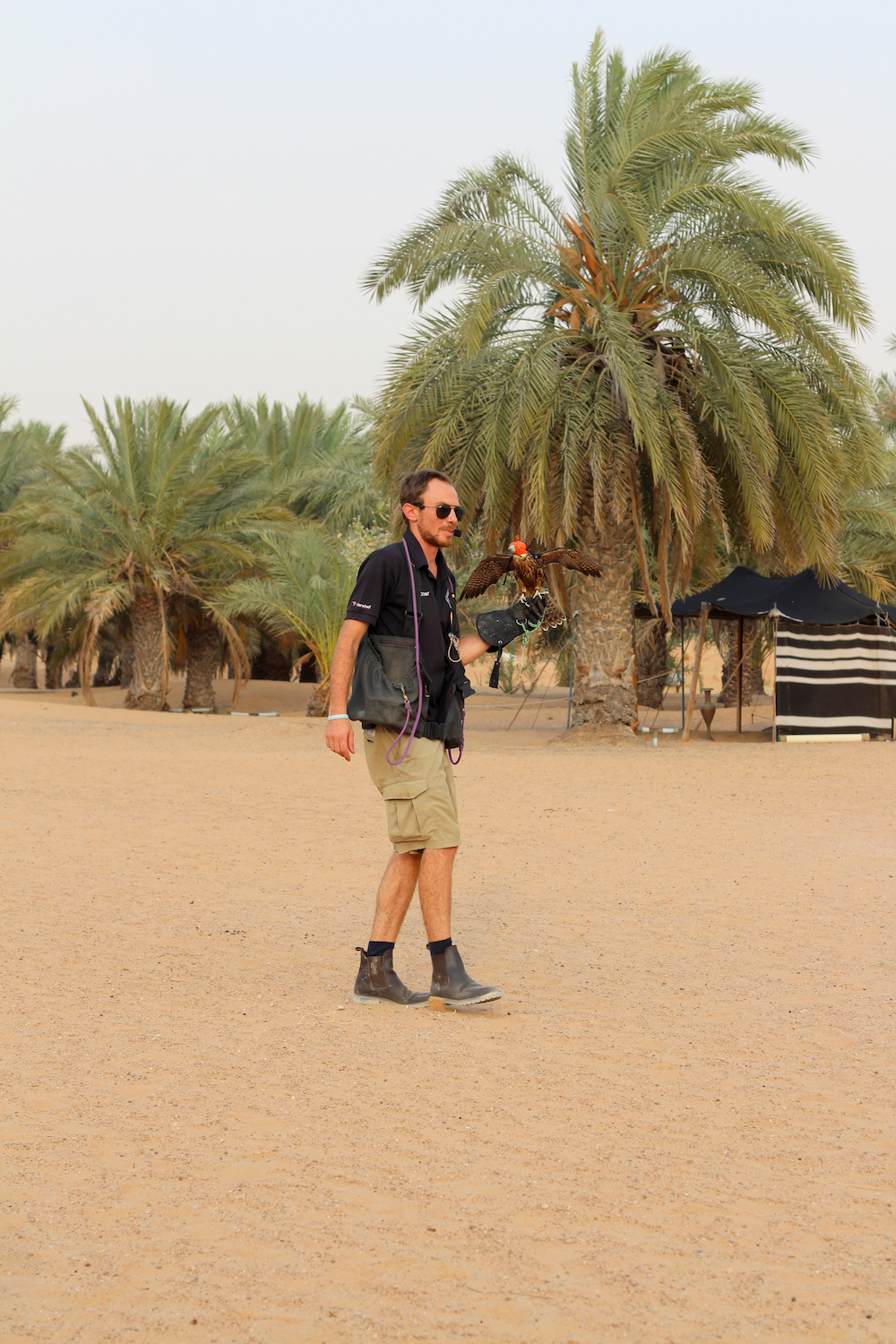 dubai desert fashion blogger peexo