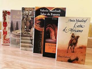 Otras novelas de autores internaciones