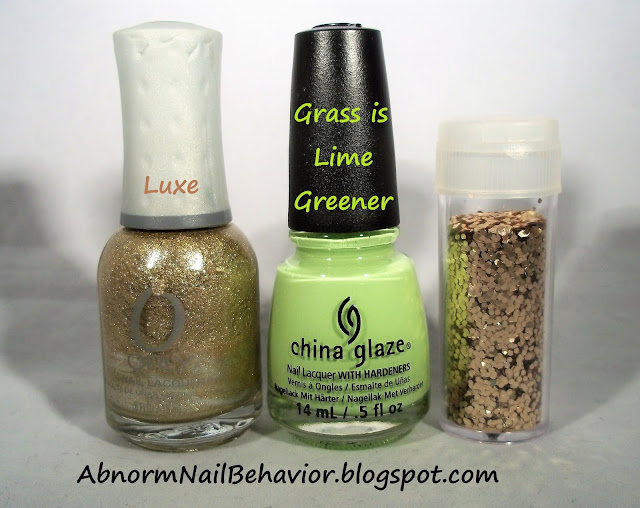 lime-green-nail-polish