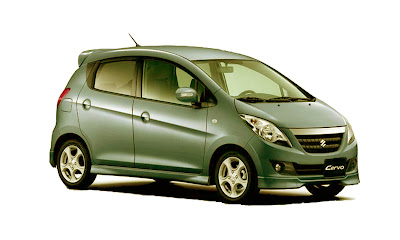 THE UPCOMING HATCHBACK FROM MARUTI - 'CERVO'