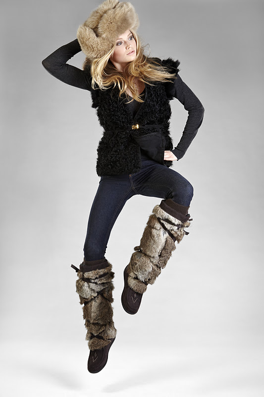 Frumpy To Funky Traditional Mukluks Get A Makeover With Muks