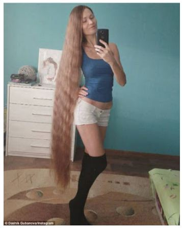 Russian Woman Who Hasn Visited 58