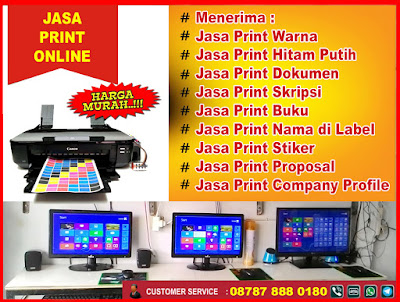 tempat jasa print online di jakarta