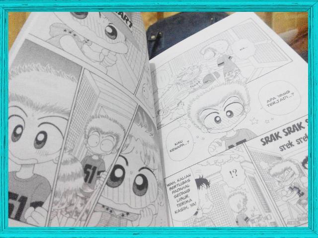 Hai Miiko edisi premium jilid 28 ada di gramedia medan