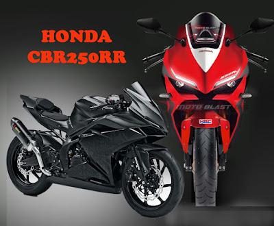 Banderol Harga All New Honda CBR250RR Dibagi Menjadi 2 Versi