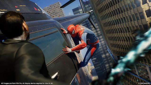 شاهد العرض الجديد لأسلوب اللعب في Spider-Man و نظرة شاملة عن عالمها الرائع جدا ...