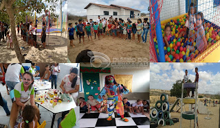 Dia das Crianças em Baraúna é marcado por comemorações