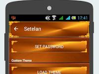 BBM Royal Gold V2.12.0.9 Apk Terbaru
