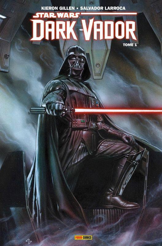 Dark Vador tome 1 Panini Comics