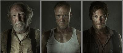 Hershel Merle Daryl