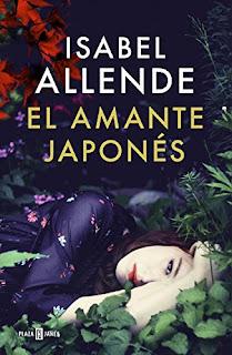 El amante japones, Isabel Allende