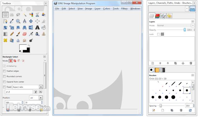 Free Download GIMP 2.8.20