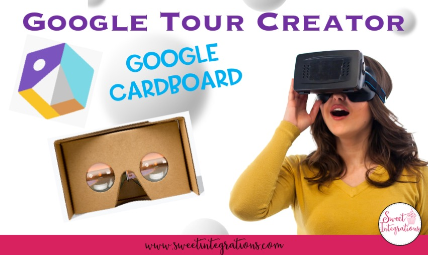 Using Google Cardboard to watch publish tours.