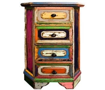 Painted Dresser Diy Boho