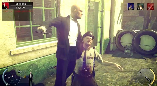 Hitman Absolution Full Crack Việt Hóa