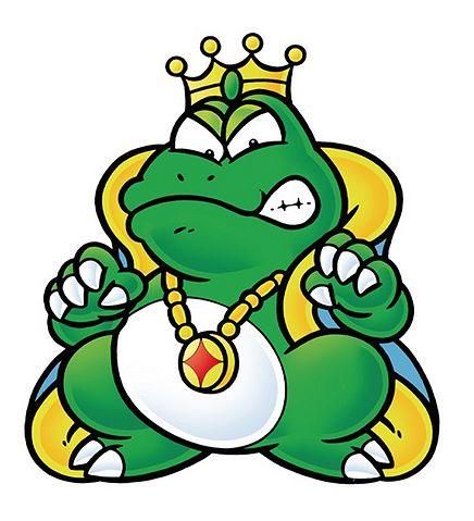 SuperPhillip Central: Top Ten Mario Enemies That Need to