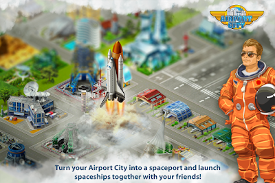 Download game Airport City mod android
