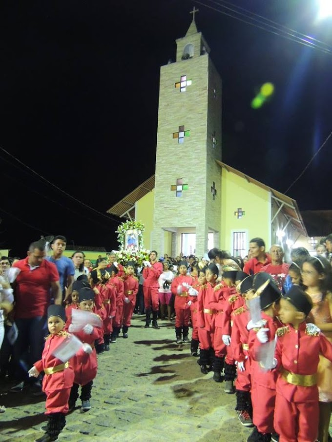 Imagens da Festa de São Severino na cidade de Santa Cecília