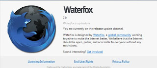 waterfox عربي