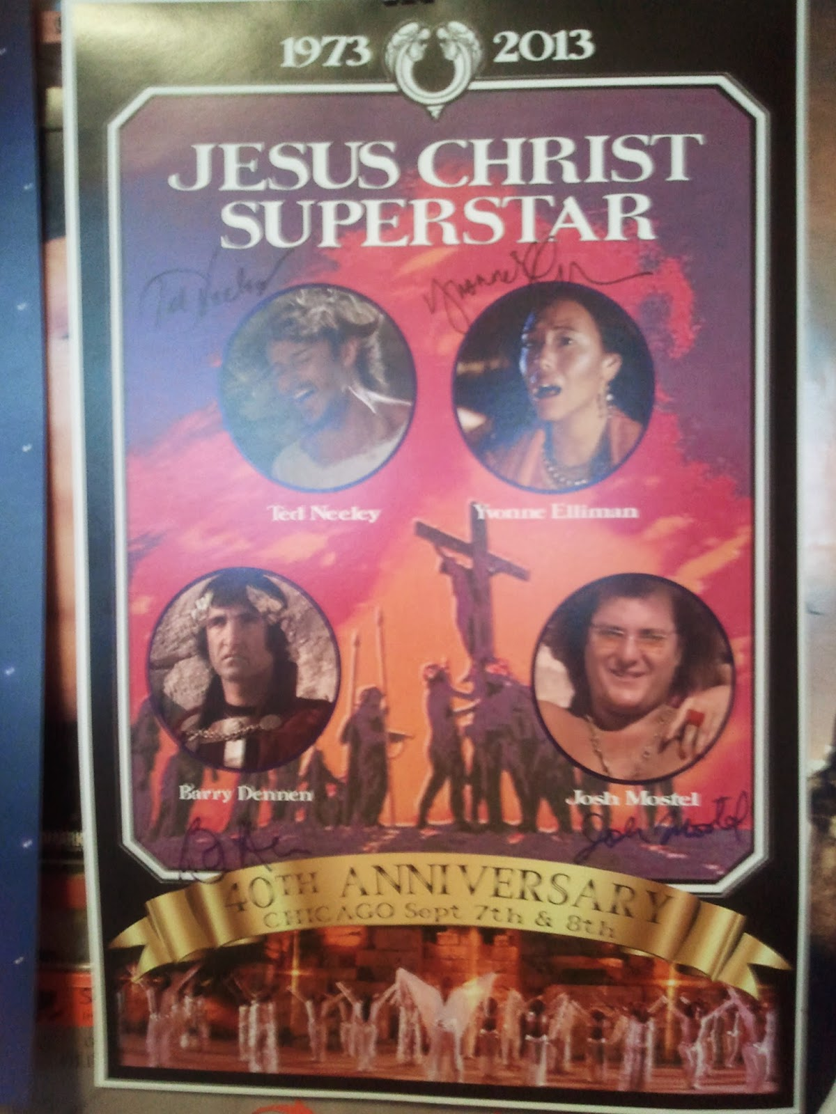 Jesus Christ Superstar Celebration at the Arclight Hollywood