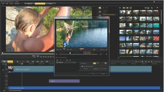 Corel VideoStudio Pro X6 screenshot 2